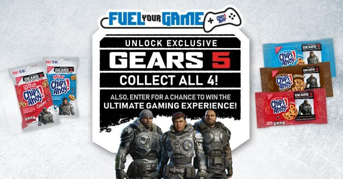 Chips Ahoy Xbox Fuel Your Game Sweepstakes