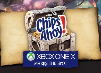 Chips Ahoy Xbox Promotion