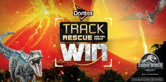 DORITOS Track. Rescue. Win. Jurassic World Promotion