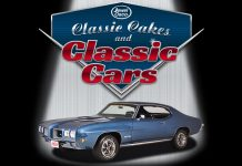 Jewel-Osco Classic Car Giveaway