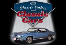 Jewel-Osco Classic Car Giveaway