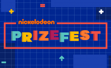 Nickelodeon Trivia Prize Fest Sweepstakes