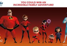 Alaska Airlines The Incredible Adventure Sweepstakes