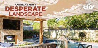 DIY Network America's Most Desperate Landscape Sweepstakes 2018