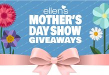 Ellen Mother's Day Show Giveaways