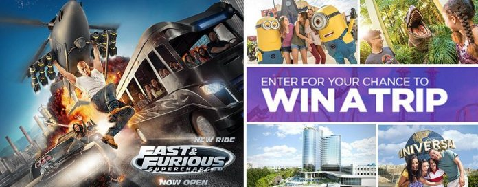 Access Hollywood Universal Orlando Resort Vacation Sweepstakes
