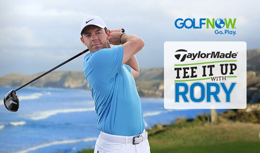 Golf Now With Rory Sweepstakes 2018