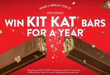 Kit Kat Summer 2018 Twitter Sweepstakes
