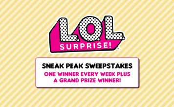 L.O.L. Surprise! Sneak Peek Sweepstakes