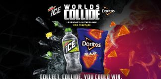 MTN DEW ICE and DORITOS Worlds Collide Sweepstakes