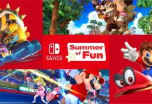 Nintendo Switch Summer of Fun Sweepstakes