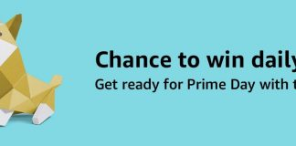 Amazon Prime Day Giveaways 2018