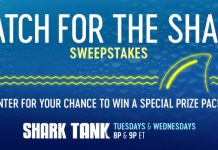 CNBC Shark Tank Giveaway