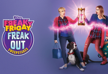 Disney Channel Freaky Friday Freak Out Sweepstakes