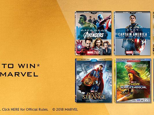 Marvel Studios 10 Years Of Fandom Sweepstakes