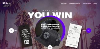 DC Shoes Sweepstakes