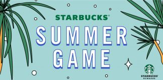 Starbucks Summer Game 2019