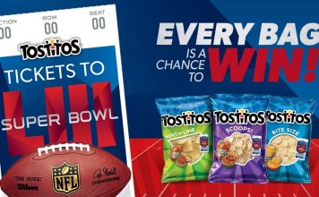 Tostitos Match Up Sweepstakes