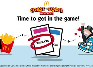 McDonalds Monopoly 2019 Canada Rare Pieces