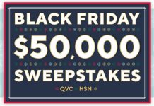 QVC & HSN Black Friday Sweepstakes 2020