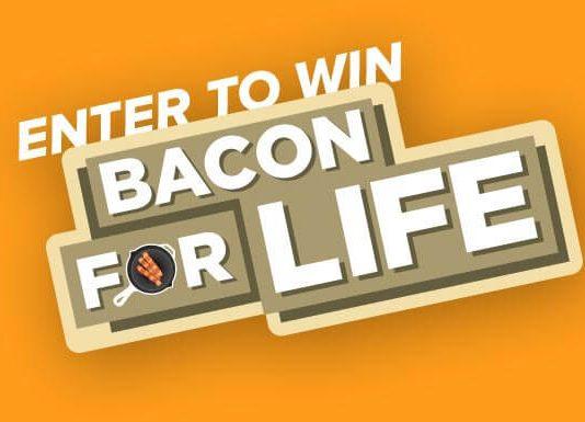 Smithfield Bacon for Life Sweepstakes