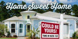 Wheel Of Fortune Home Sweet Home House Giveaway
