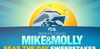 Mike and Molly Seas the Day Sweepstakes Word Of The Day
