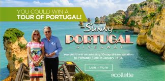 Wheel Of Fortune Sunny Portugal Sweepstakes