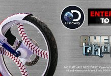 Discovery's American Chopper Bike Giveaway