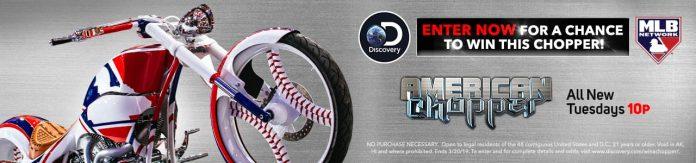 Discovery's American Chopper Bike Giveaway