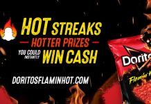 Doritos Flamin Hot Game