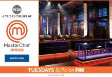 Family Circle MasterChef Junior Sweepstakes