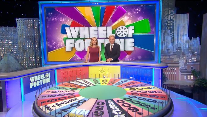 Wheel of Fortune 54th Academy of Country Music Awards Flyaway Sweepstakes