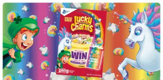 Lucky Charms Marshmallow Only Instant Win Game