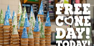 2019 Ben & Jerry Free Cone Day Sweepstakes