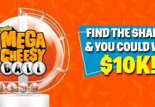 Cheetos Cheesy Ball Contest