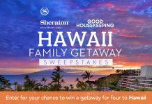 Good Housekeeping Hawaii Family Getaway Sweepstakes