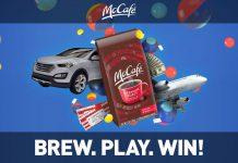 McDonald's McCafé Instant Win Game