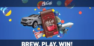 McDonald's McCafé Instant Win Game