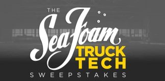 PowerNation Sea Foam Truck Tech Sweepstakes