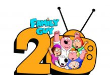 TBS Family Guy 20th Anniversary Sweepstakes