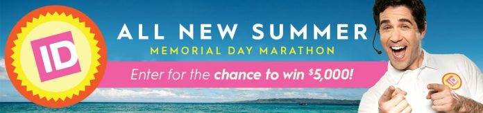 Investigation Discovery All-New Summer Giveaway