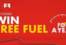 Shell Gas Giveaway