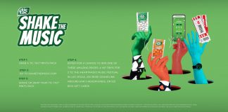 Tic Tac Shake the Music Sweepstakes