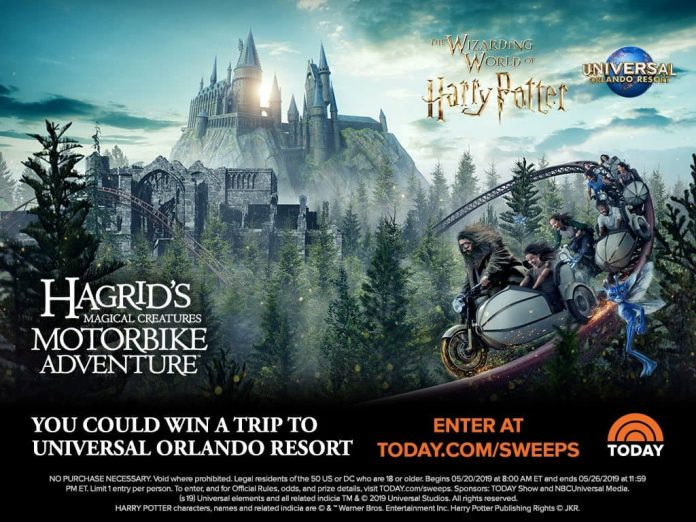 Today Show Harry Potter Contest