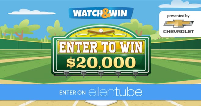 Ellen Chevy Summer Contest (Ellentube.com/ChevySummer)