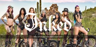 Inked Magazine Cover Girl Contest