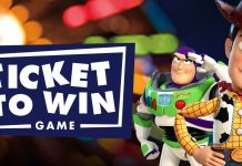 Ticket To Win Game at McDonald's (MagicAtMcD.com)