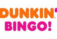 Dunkin Donuts Bingo Instant Win Game