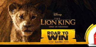 McDonald's Roar To Win Game